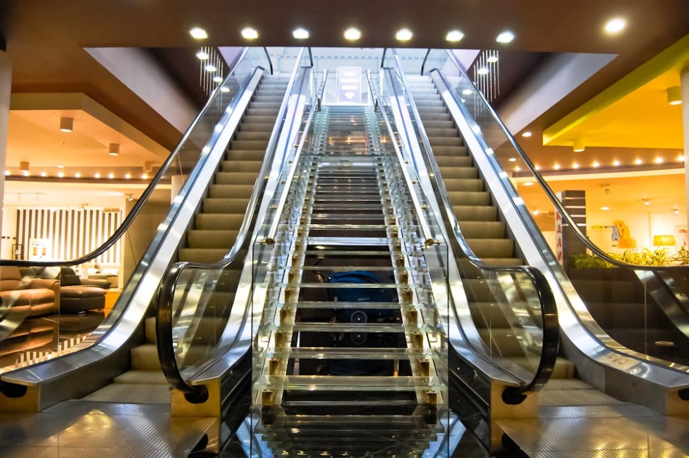 Chinese Production Outdoor Residential Elevators and Escalators