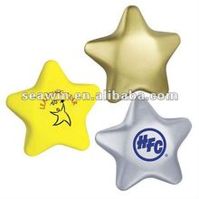 PU anti stress star ball(polyurethane)