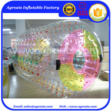 Cheap price inflatable aqua roller balls china water ball GW7191