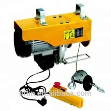 Industrial Lifting Equipment Hoist Mini Electric Winch 220V