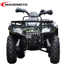 300cc shaft drive 4x4 gas ATV quad bike EEC approved high admiration