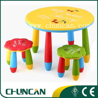 2015 Chuncan new arrival hot sale kids furniture baby products study table