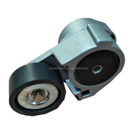 Supply high performance DFM Dongfeng heavy truck diesel engine spare partsTemsion pulley of fan belt D5010412956