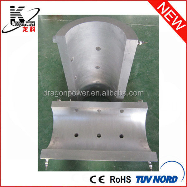 10KW 15KW 20KW 25 KW aluminum heater band MADE TO ORDER