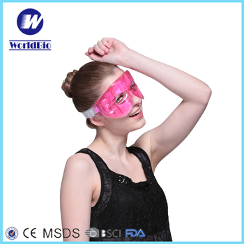 Beads Cooler Massage Relaxing Eye Mask