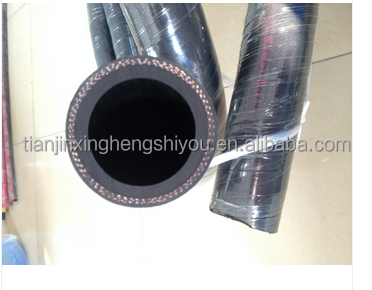 Wear resistant high pressure hose ID51mm Sand blast Hose produce in China