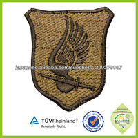 custom work shirts/uniforms patch embroidery felt