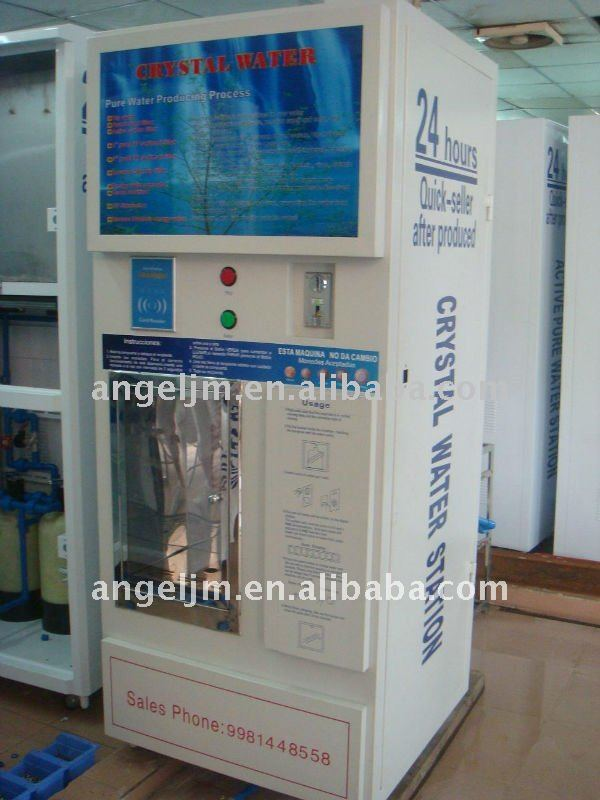 water vending machines TCN D720-6
