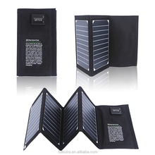 Good price portable solar charger transparent photovoltaic solar panel 20W