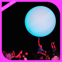 High quality inflatable zygote interactive ball, PVC led inflatable crowd ball for sale