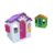 Entertainment new outdoor playground kids playhouse post Office outdoor items HFB089-02