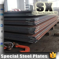wear resistant steel plate NM500 XAR500 ar500 for sale