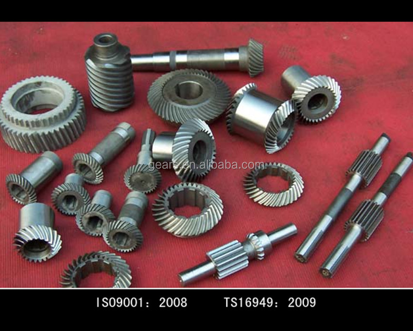 all kinds of gears