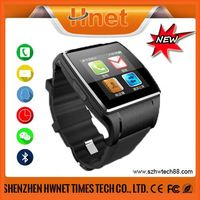 2014 new fashion design bluetooth touch screen wifi wrist watch cell phone