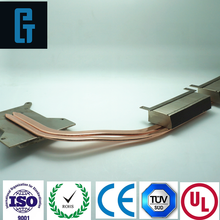 Factory directly supply OEM laptop cooler with copper heatpipe for PC cooling