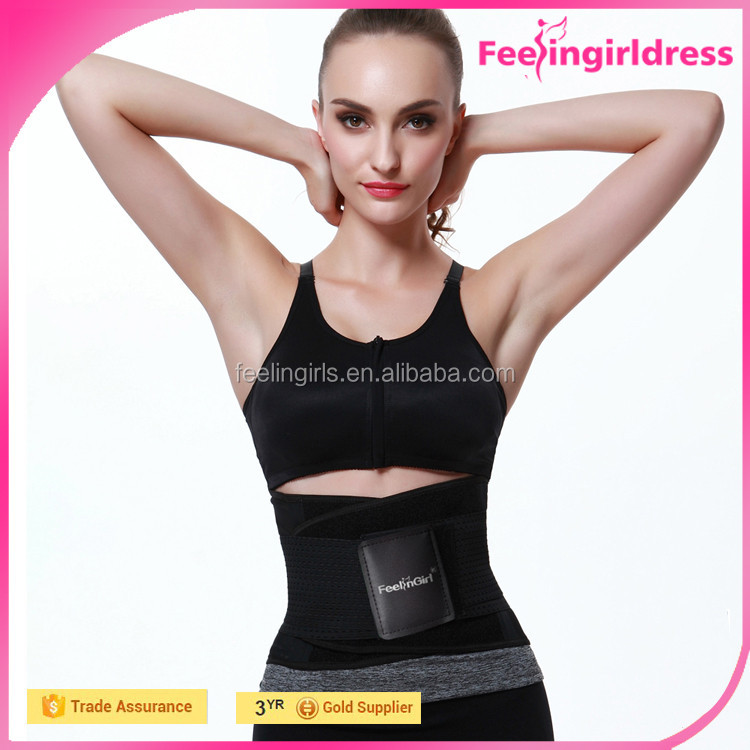 Mutil color black slimming magnetic waist belt in bulk wholesale