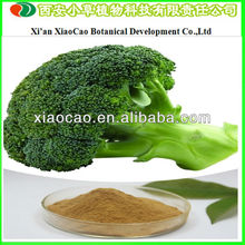 Manufacturer Supply 100% Natural Broccoli Seed Extract Sulforaphane 0.3%