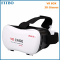 2017 Portable VR BOX VR Case Virtual Reality 3D Glasses for MI Max