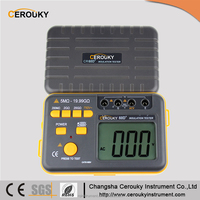electrical to heat water custom printed bands insulation resistance tester CR60D+