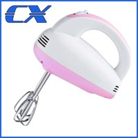 250W Power 5 Speed Electric hand mixer / Food Processor