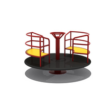 High quality outdoor fitness equipment rotating training chair gym equipment