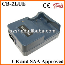 CB-2LUE Digital IXUS 750 700 i5 charger for NB-3L