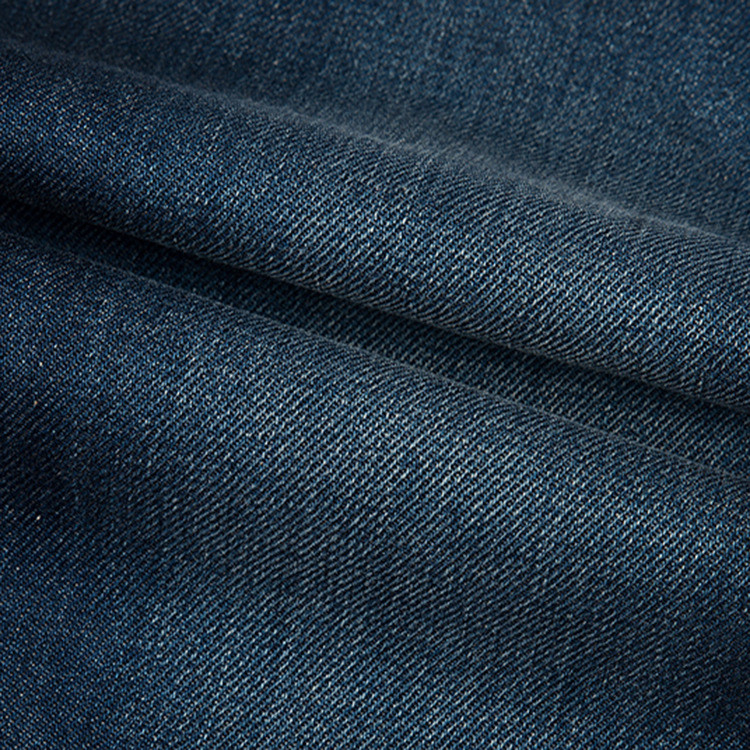 hebei hanlin stock lot 100% cotton denim fabric for men jeans