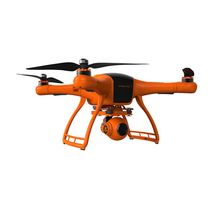 Newest Scarlet Professional GPS RC Drone Quad Copter with HD Camera
