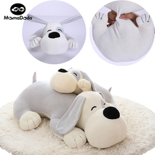 Stuffed <strong>plush</strong> toy dogs super sleeping dog toys of kids Sleep Pillow dog Pillow Creative Child Gift Girl friend Birthday Gift