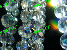 hanging crystal beads curtain crystal wedding decoration