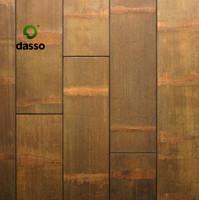 Natural Flatten raw bamboo flooring