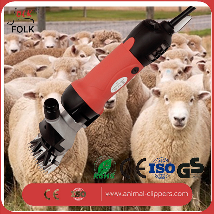 Professional electric combination animal hair clipper With one extra sheep clipper head