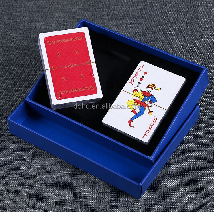 Custom playing card and dice set Wholesale Poker playing game card Heat Resistant Glossy mini playing cards ---DH20569