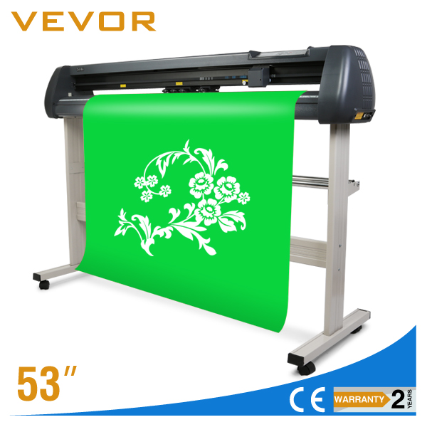"VINYL CUTTER 53"" SIGN CUTTING PLOTTER W/ ARTCUT SOFTWARE - DESIGN/CUT"