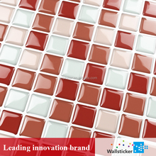 The original peel and stick tiles manufacturer DIY 3D gel - like self adhesive mosaic