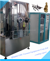Plastic PVD sputtering coating machine/vacuum magnetron sputtering coating equipment