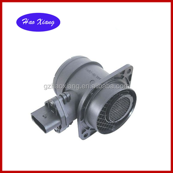 Good quality Auto Mass Air Flow Meter / MAF sensor 038906461B/0281002531/0986284009
