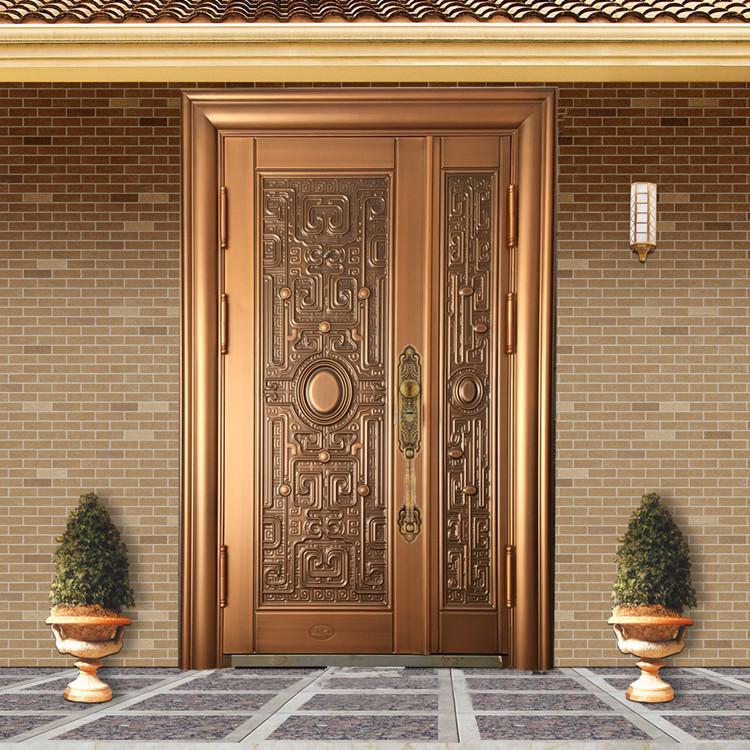 explosin puerta de aluminio fundido puerta de aislamiento de sonido clase a puertas de seguridad madera