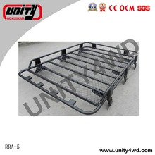 famous 4x4 Brand offroad universial aluminium/ steel car roof rack