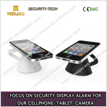 mobile phone security display holder with alarm stand for smart phone