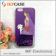 Fashiong litter dress Beauty Lady phone Case for iphone5 5S 5G
