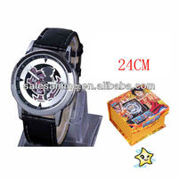 Wholesale Anime Detective Conan Wrist Watch Fairy Tail Wrist Watch Kuroko no Basuke Wrist Watch