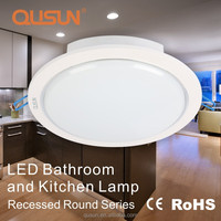 LED Bathroom and Kitchen Lamp 8W Round led round ceiling light