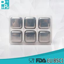 New style super quality square shaped ice cubes