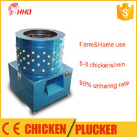 Economical Round type Automatic Poultry Broiler Chicken Plucking Machine, Dehairing Machine for Poultry Slaughter machine NCH-80