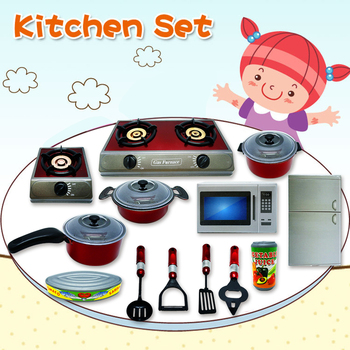 2017 New Product Hot Selling Kids Kitchen Set Toy