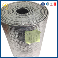 aluminium foil backed thermal insulation foam