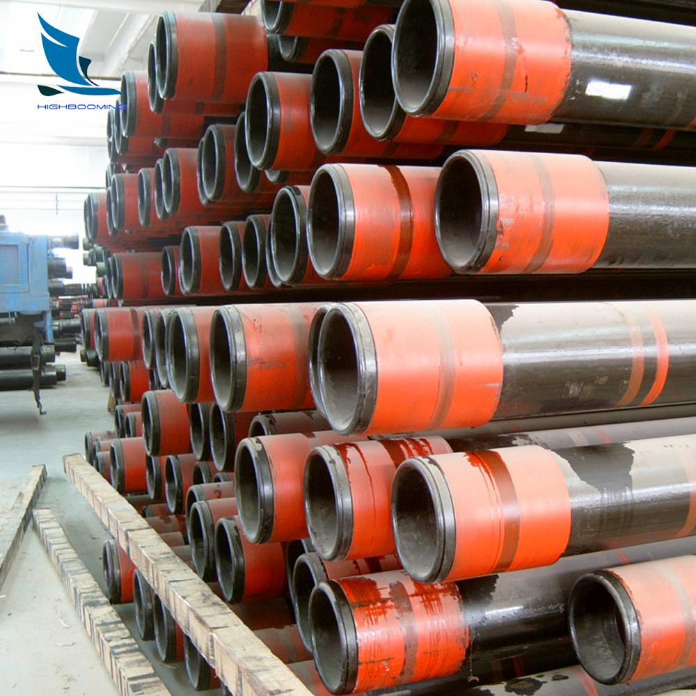seamless pup joint manufacturers tubing and casing oil well pipeline