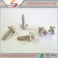 Wholesale china products hex head cap self tapping screw