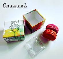 exquisite macaron packaging box in reasonable price